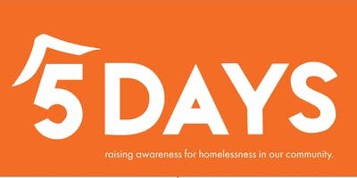 5 Days for the Homeless Wrap Up