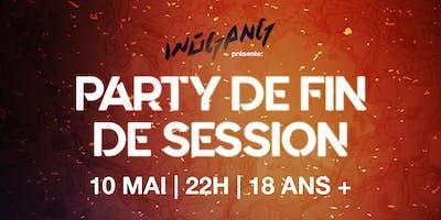WUGANG présente: Party de fin de session