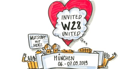 w28 | Graphic Recorder Branchentreff 2019 in München tickets