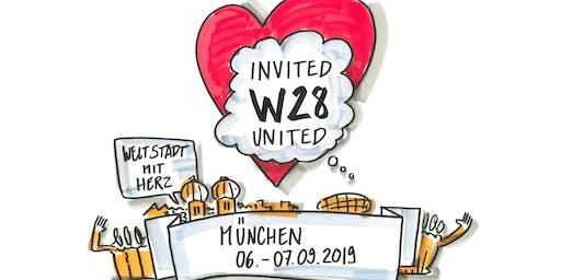 w28 | Graphic Recorder Branchentreff 2019 in München