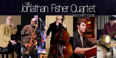 Jonathan Fisher Quartet with special guest Shelley Carrol - Exceptional Sunday Jazz at Balcony Club