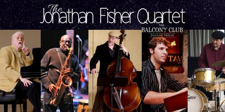 Jonathan Fisher Quartet with special guest Shelley Carrol - Exceptional Sunday Jazz at Balcony Club tickets