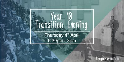 Year 10 Transition Evening