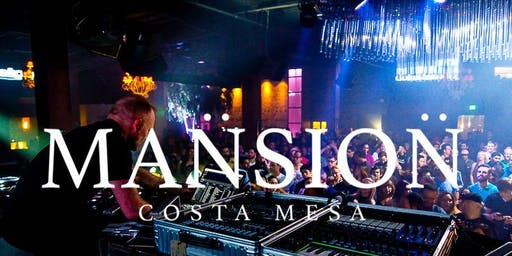 Mansion Nightclub OC FREE Guest List