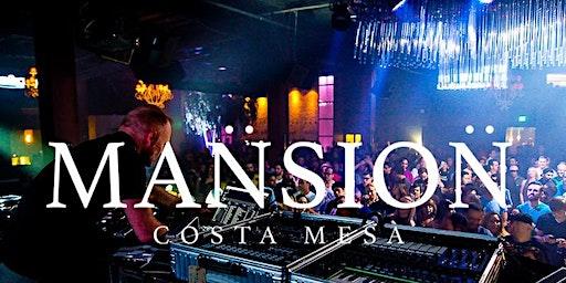 Mansion Nightclub OC FREE Guest List