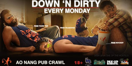 Ao Nang Pub Crawl | Nightlife adventure tickets