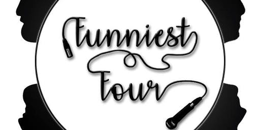 Funniest Four: Free comedy show in English