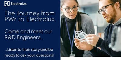 The journey from PWr to Electrolux - Meet our R&D Engineers
