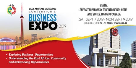 East African Canadian Convetion and Business Expo tickets