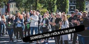 Schnitzeljagd / Köln Oktober 2019