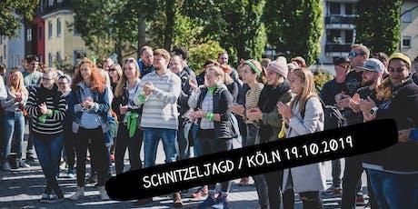 Schnitzeljagd / Köln Oktober 2019 Tickets