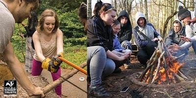 Wilderness Skills Day Bubbenhall Wood Yrs