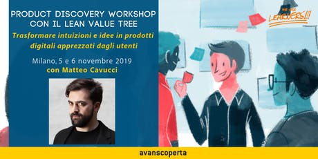 Product Discovery Workshop con il Lean Value Tree tickets