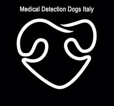 Medical Detection Dogs Italy e Rotary Club Milano - Naviglio Grande San Carlo logo