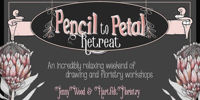 Pencil to Petal retreat Oct 5th and/or 6th 2019