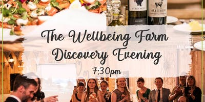 The Wellbeing Farm Discovery Evening