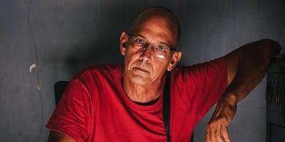 Artist exhibition tour: in focus talk with Raúl Cañibano