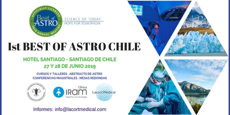 1er Best of ASTRO - SANTIAGO, CHILE boletos