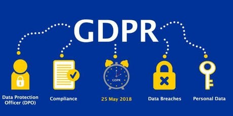 GDPR Readiness: Creating a Data Privacy Plan- Open Course tickets