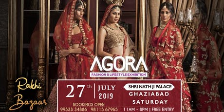 Agora Fashion and Lifestyle Exhibition tickets