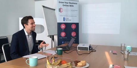 Basingstoke's - Half Day Interactive Digital Marketing Workshop - Hosted by Front Page Advantage tickets