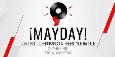 PRENOTAZIONE Biglietti MayDay Hip Hop Contest 2019