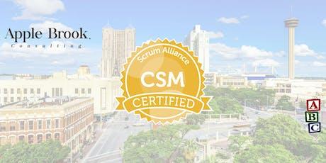 Certified ScrumMaster® (CSM) - San Antonio, TX - December 12-13 tickets
