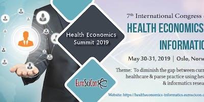 7th International Congress on Health Economics & Informatics