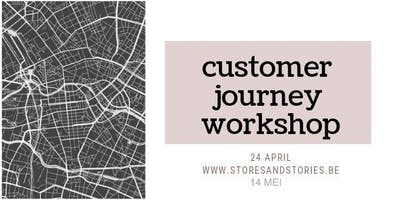 CUSTOMER JOURNEY MAPPING  TRAINING 2 HALVE DAGEN 24/4 en 14/5
