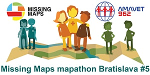 Missing Maps mapathon Bratislava #5