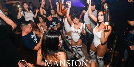 Rewind OC Fridays at Mansion Free Guest List tickets