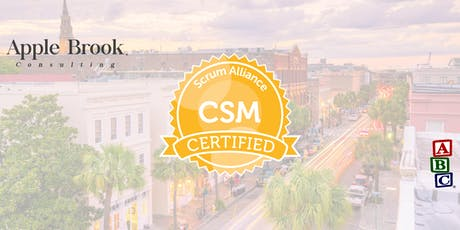 Certified ScrumMaster® (CSM) - Charleston, SC - September 26-27 tickets