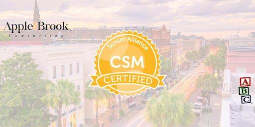 Certified ScrumMaster® (CSM) - Charleston, SC - September 26-27