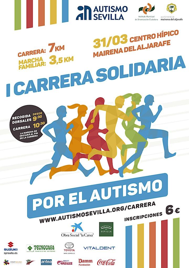 Imagen de I Carrera Solidaria por el Autismo