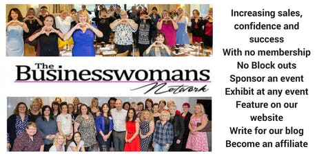 The Business Womans Network (Ipswich) - Nina Sophie Simpson - Customer Service - how to get it right even when you get it wrong masterclass, plus productive networking tickets