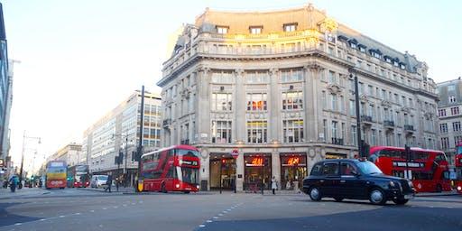 New London Architecture Walking Tour - West End
