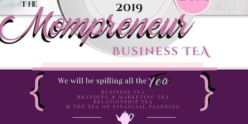The Mompreneur Business Tea