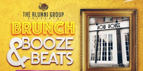 Brunch, Booze, & Beats: Brunch & Day Party - Independence Day Edition tickets