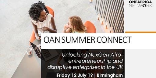 One Africa Network (OAN) Summer Networking Reception