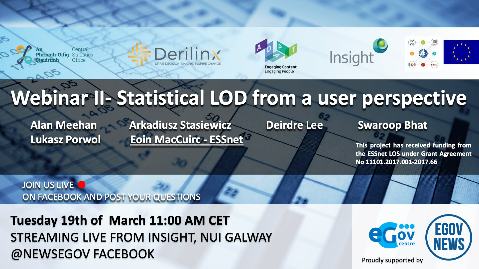LOSD Webinar II - Statistical LOD from a user perspective