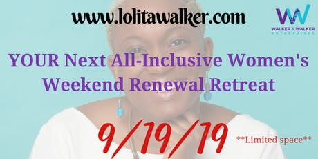 4-Day Women's Empowerment Weekend Renewal Retreat tickets