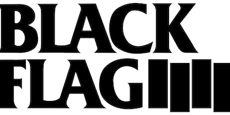Black Flag - Live in the Vault! tickets