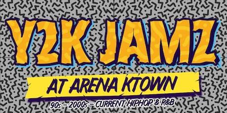 Y2K Jamz Fridays 21+ | Arena Ktown Free Guest List tickets
