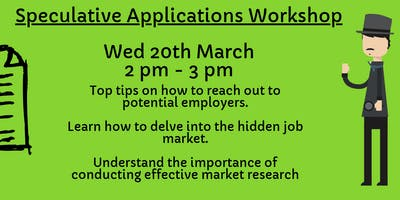 Speculative Applications Workshop - Energy, Construction & Environment