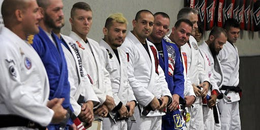 Triton Fight Center Black Belt Promotion Ceremony
