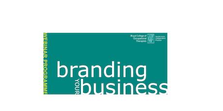 Branding your business (postponed until further notice) tickets