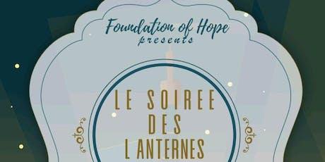 Le Soirée Des Lanternes tickets