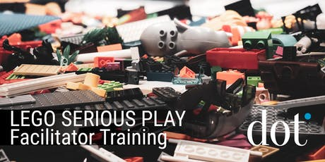 LEGO® SERIOUS PLAY® - Facilitator Training Tickets