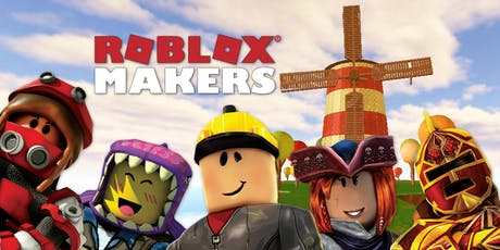 Summer Camp- Fab Lab- Roblox Makers, gaming, Black Rocket tickets