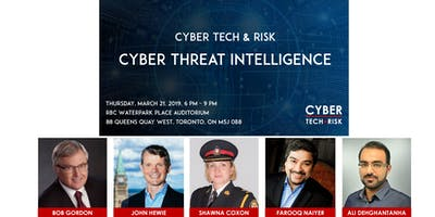 Cyber Tech & Risk - Cyber Threat Intelligence